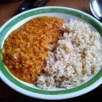 Kari z červené čočky Czech Recipes, Indian Food Recipes, Asian Recipes, Vegetarian Recipes, Healthy Recipes, Ethnic Recipes, Home Food, Vegan Dishes, Oriental