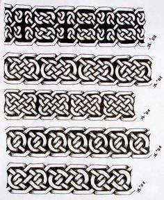 more celtic designs Celtic Tattoo Symbols, Viking Symbols, Viking Art, Celtic Tattoos, Celtic Art, Islamic Patterns, Celtic Patterns, Celtic Heart Knot, Celtic Knots