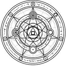 Geometria asociada a la magia. Mirar enalce https://es.pinterest.com/pin/116319602849854770/activity/saved/ #comotirarolheirasrapido #comotirarolheiras  #olheiras #comoquitarojeras #darkcircles #ageless