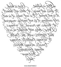Text of Corinthians