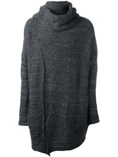 Daniel Andresen 'Khadia' cardigan, Men's, Size: Small, Grey
