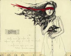 ERIKA KUHN #illustration