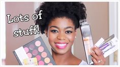Large Beauty/Makeup Haul!- Bh Cosmetics, Lancome, Black Radiance, Burt's...