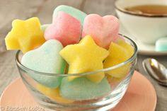 Homemade Sugar Cubes