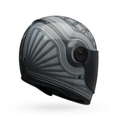 Capacete BULLITT Chemical Candy Black Grey Bell Helmet 0395046849c