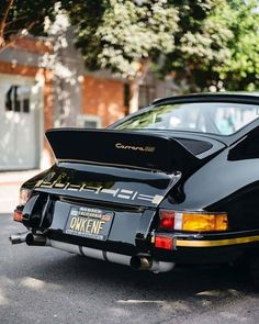 Black Booty - Porsche Carrera RS [1080x1350]
