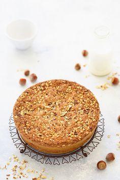Gâteau fondant aux noisettes (sans gluten), noisetier ?