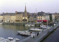 SNB10994- Honfleur Normandie France 翁弗勒尔诺曼底公司法国