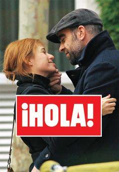 En ¡HOLA! Luis Tosar y Marta Etura: las imágenes que confirman su reconciliación #actores #famosos #actrices