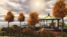 Featuring Little Branch Canadian Red Maple Tree - 4 seasons, with animation Little Branch Landscaping Hill Little Branch Wild Grass Animated Available at Event Taxi Red Maple Tree, Wild Grass, My World, Animation, Seasons, Landscape, Painting, Color, Art