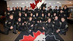 CANADA'S NATIONAL JUNIOR TEAM NAMED FOR 2013 IIHF WORLD JUNIOR CHAMPIONSHIP