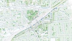 karres+brands with EFFEKT win competition for Roskilde station area #concept…