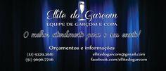 Ellite do Garçom Garçons e Copa Porto Alegre Guia Festa
