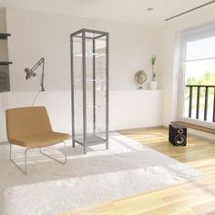 Γυάλινη Βιτρίνα Καταστήματος με ανοιγόμενη πόρτα Entryway Bench, Divider, Room, Furniture, Home Decor, Cabinets, Entry Bench, Bedroom, Hall Bench