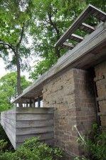 John C Pew House. Madison, Wisconsin. 1940. Usonian Style. Frank Lloyd Wright.