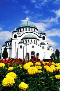 One of the largest churches in the world, the Cathedral of Saint Sava is a landmark to Belgrade and a sight to behold.