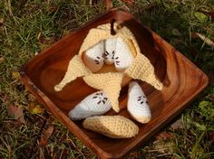 crochet food on etsy
