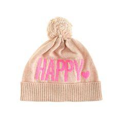 Girls' chat hat