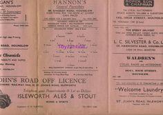1948 Hounslow Town v Walthamstow non League Football Programme London Cup Square Deal, Football Program, Programming, Ebay, Computer Programming, Coding