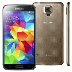 Smartphone Samsung Galaxy S5 Duos com Dual Chip, Tela 5.1´, Android 4.4, 4G, Câm. 16MP e Proc. Quad Core 2.5GHz de R$ 2249,10 por R$ 1688,00 no Extra #cuponamao   #desconto #oferta