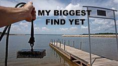 MAGNET FISHING BOAT DOCKS FOR BIG TREASURE Magnet Fishing, Fishing Tools, Fishing Equipment, Fly Fishing, Metal Detecting Tips, Floating Dock, Fishing Techniques, Boat Dock, Salt And Water