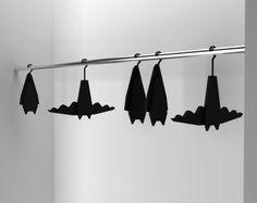 bat hanger by veronika paluchova
