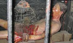 During the Inquisition new methods of torture were invented to cause the maximum amount of pain possible. One of this is the rat torture.