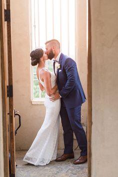 An intimate summer wedding at Chapel Dulcinea in Austin, TX by Dawn Elizabeth Studios