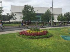 Realiza Itesm primera rodada en bicicleta