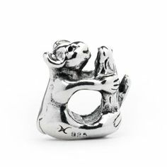 Novobeads Koala Bear Bead Charm in Sterling Silver - Made in the USA - Fits Pandora and Other European Bead Bracelets Novobeads, http://www.amazon.com/dp/B007BPNH3Y/ref=cm_sw_r_pi_dp_.btptb1E6J5T85WE