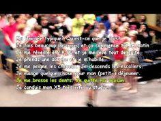▶ Ma journée typique (D.J. D.E.L.F.) - YouTube French Teacher, All Songs, The Dj, French Lessons, Video Clip, Itunes, Lesson Plans, Music Videos, Lyrics