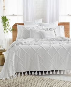 Floral Quilted Bedding Set duvet Cover Quilted Bedskirt Pillowcase 4pc Bed Linens Sets 100% Cotton To Invigorate Health Effectively