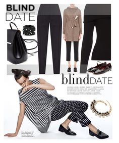 """Blind Date"" by betiboop8 ❤ liked on Polyvore featuring N°21, A.L.C., Marc by Marc Jacobs, MaxMara, Chico's, J.Crew, women's clothing, women, female and woman"