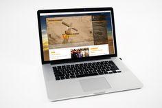 Web Design for Emmanuel Fellowship Baptist Church, designed by Moksha Media of Dallas - Daymond E. Lavine