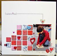 A Project by mandalee65 from our Scrapbooking Gallery originally submitted 02/29/08 at 03:33 PM