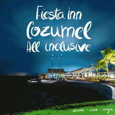 Encuéntrale un nuevo sentido a tus días de descanso.  #Kivac #traveltip #Mexico #travel #relax #viaje #Cozumel #vacaciones #ViajemosTodosporMexico