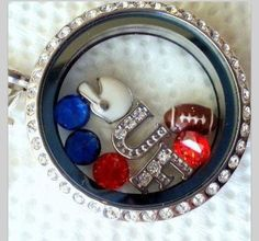 Gator fans this is a cute accessory for game day. http://tracyscharmedlife.origamiowl.com
