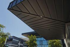VMZINC® Titanyum Çinko Çatı Bitim Detayları - Arkitera