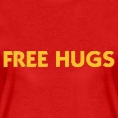 Artpolitic, Mandapeno, gratis, knus, kærlighed, kram, kys, ven, kæreste, veninde, familie, kone, mand, cool, Cool, sjov, stilfuldT-shirts, rød.