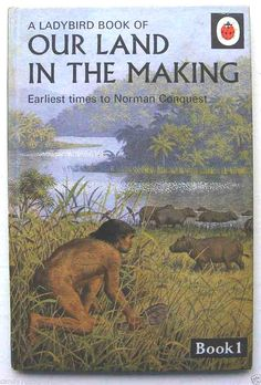 Vintage Ladybird Book Our Land in The Making Book 1 Series 663 2'6 Net | eBay