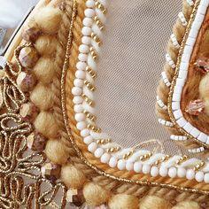 birb.studio handmade embroidery #haftręczny #tambourembroidery #handembroidery #tamborek #emvroideryhoop #giftidea #prezent #dodomu #wystrójwnętrz #detale #textileartist #sequins #textilecollage #rękodzieło #ręcznierobione #handmade #etsygift #slowlife Pearl Necklace, Embroidery, Group, Pearls, Studio, Board, Gifts, Jewelry, Needlework