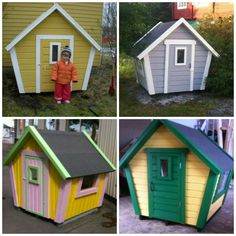 Lekstuga Emily,   Pris 6 900:- Stockholm, Stockholm, Abandoned, Shed, Barn, Outdoor Structures, Outdoor Decor, House, Home Decor, Left Out