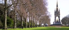 See. Kensington Gardens: elegant avenues & architecture