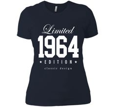 Limited Edition 1964 Classic Vintage Birthday Year T-Shirt