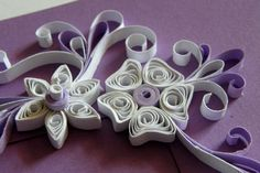 quilling cards tutorial