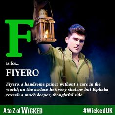 And that's why we love Fiyero.