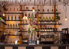 Monsieur Restaurant + Bar   1102 rue de Bleury, Montréal