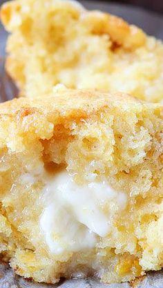 Sweet Honey and Jalapeno Cornbread Muffins