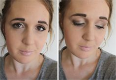 Dark Nude Eyes #makeup #makeupaddict #makeuplook #beauty #beautyblogger #bblog #bblogger #fotd #makeupproducts