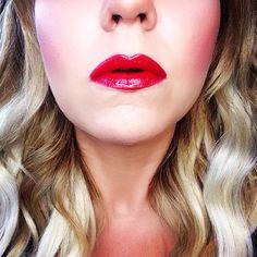 My lips  NYX lippie